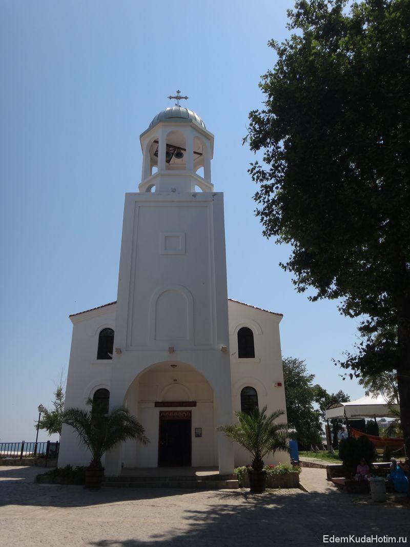 Церковь Св. Богородицы