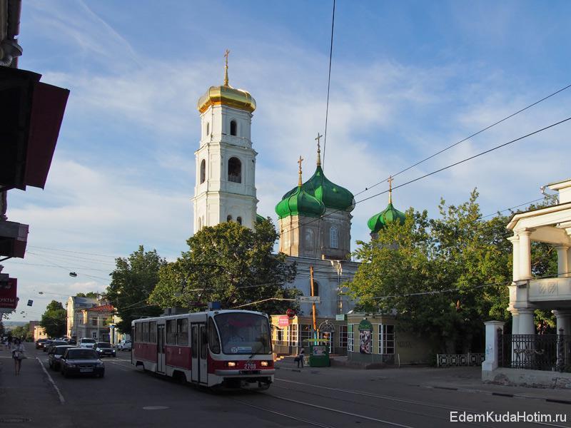 Ильинская церковь дала название улице Ильинской