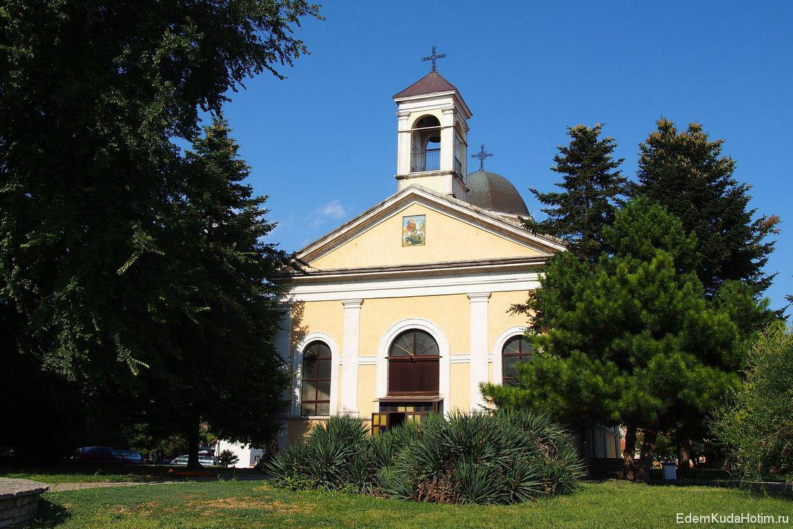 Церковь в Балчике