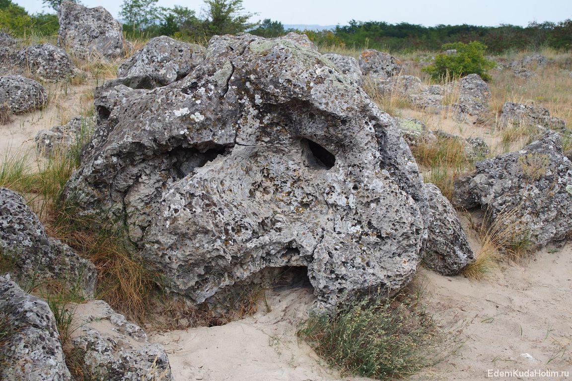 Унылый камень
