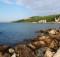 Вид на пляж Балчика