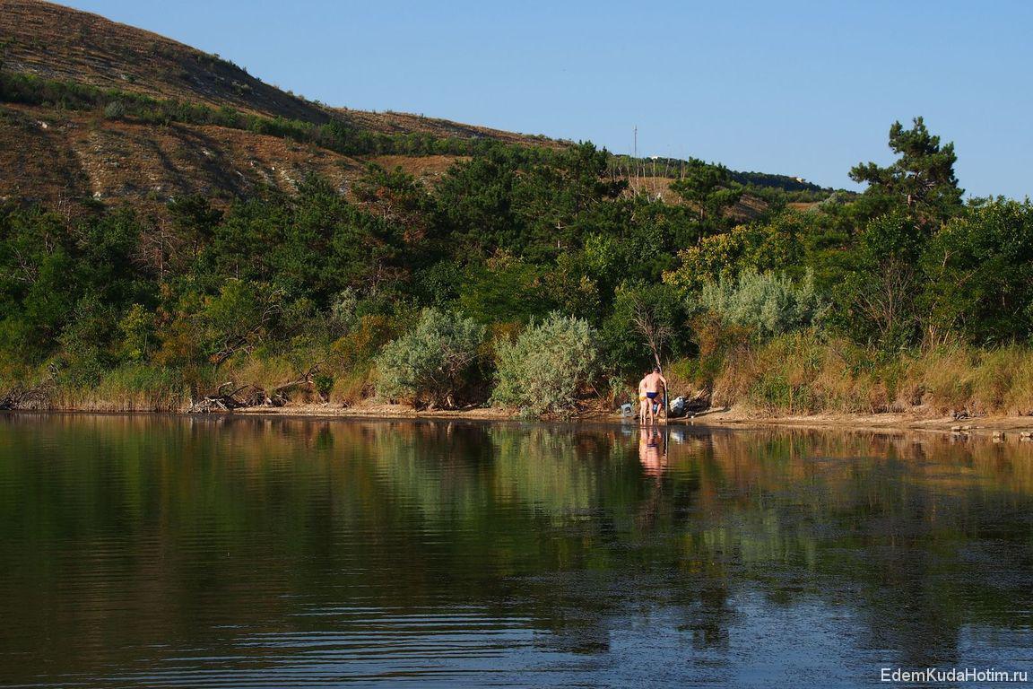 Сероводородное озеро
