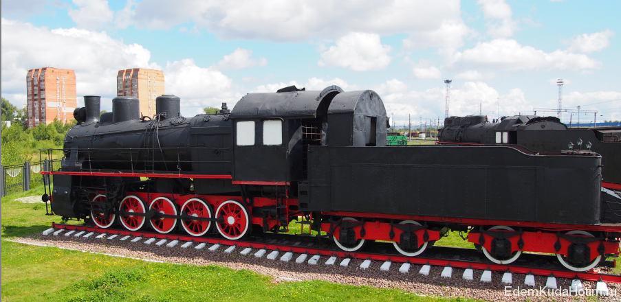 Грузовой паровоз Луганского завода