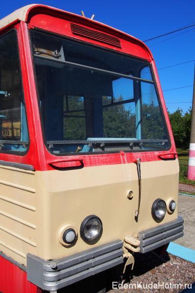 Рижский вагон 70-х годов