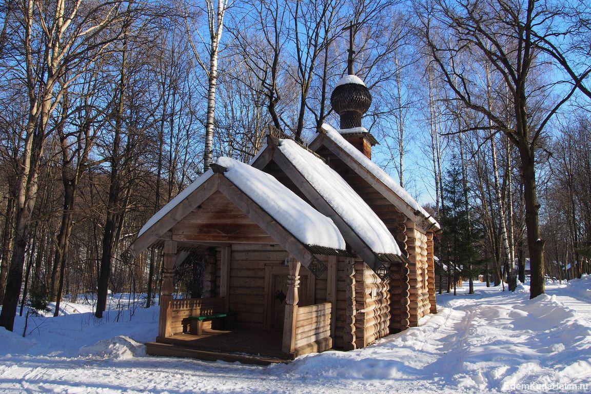 Покровская церковь #1