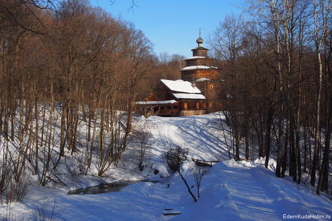 Покровская церковь #2
