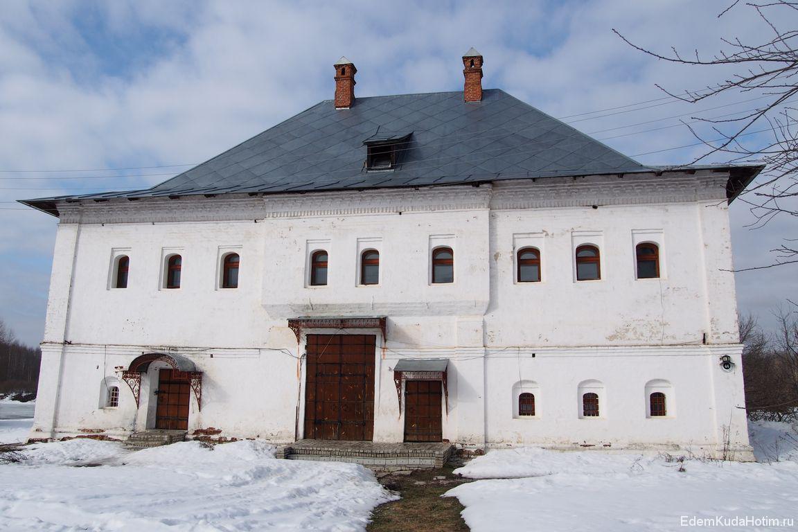 Дом Канонниковых