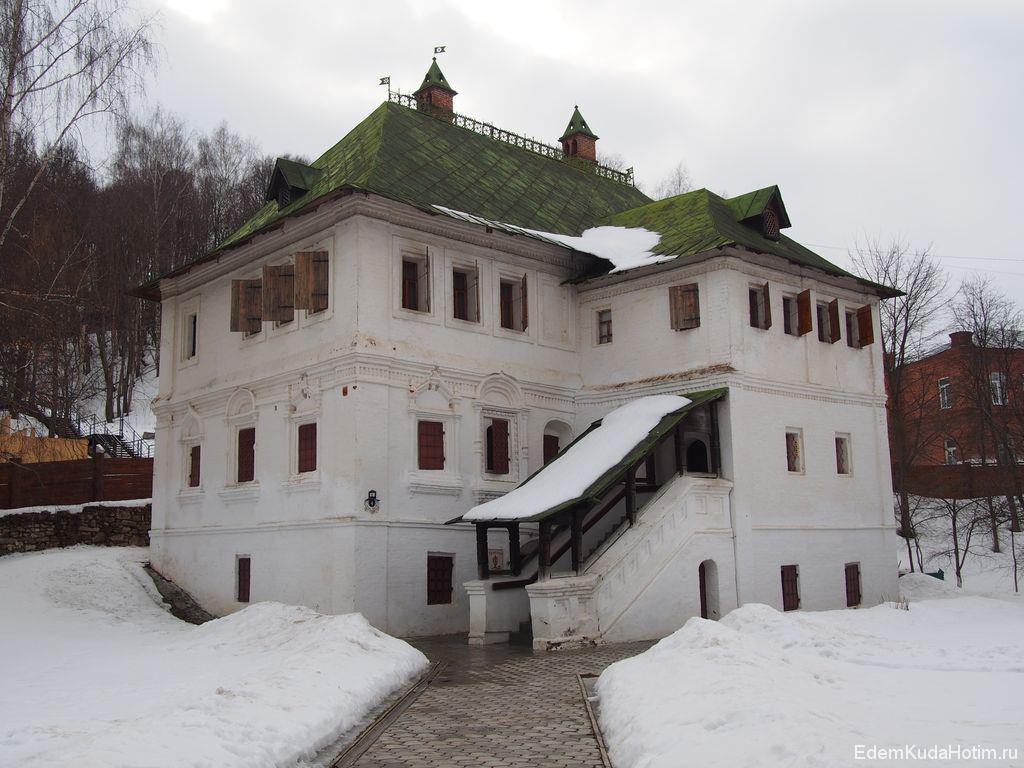 Дом Ершова