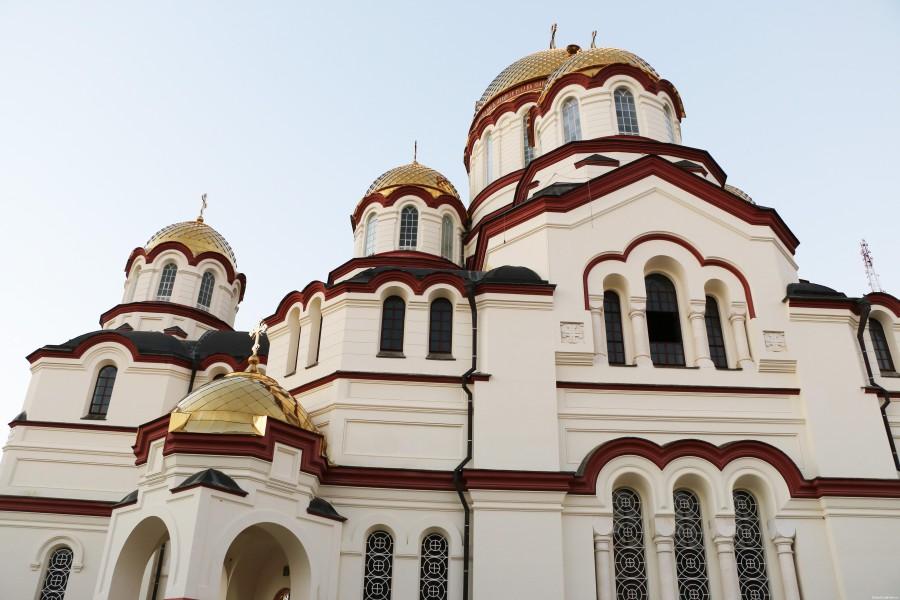 Пантелеимоновский собор