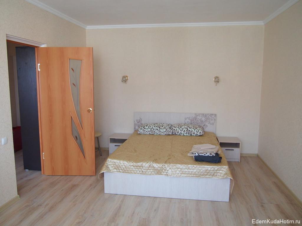 Спальня с 2-спальной кроватью